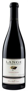 Lange Pinot Noir Three Hills Cuvee 2011 750ml